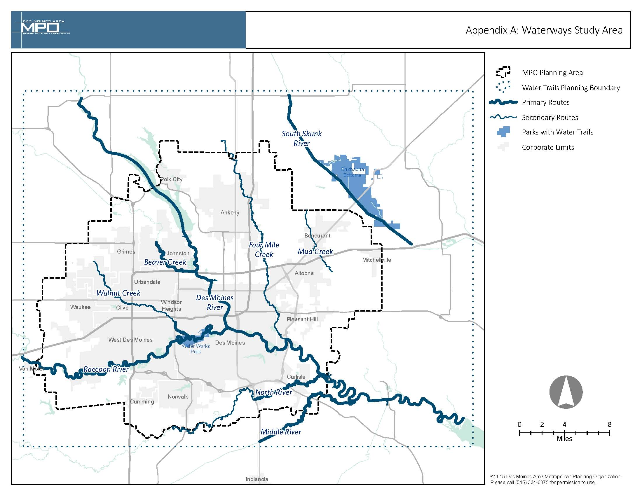 Water Trails | Des Moines Area MPO on